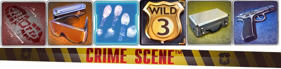 crime scene netent