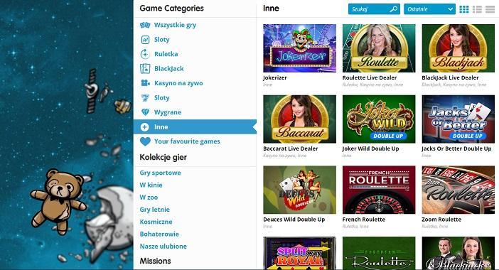 casino room nowe gry