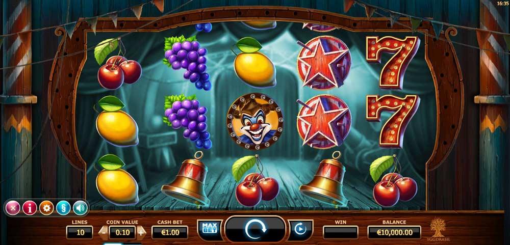 yggdrasil gry kasyno automaty