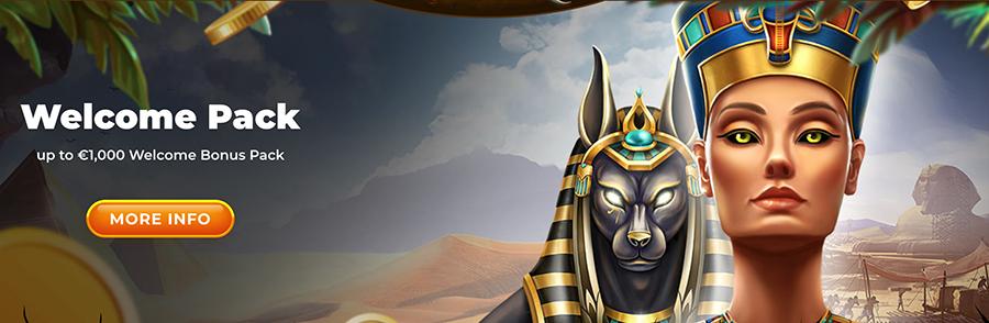 Bonus powitalny AmunRa