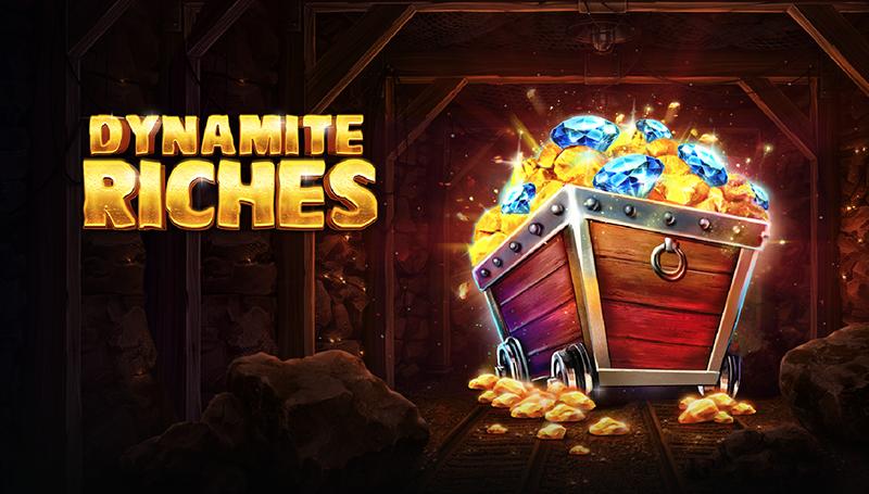 Dynamite riches slot