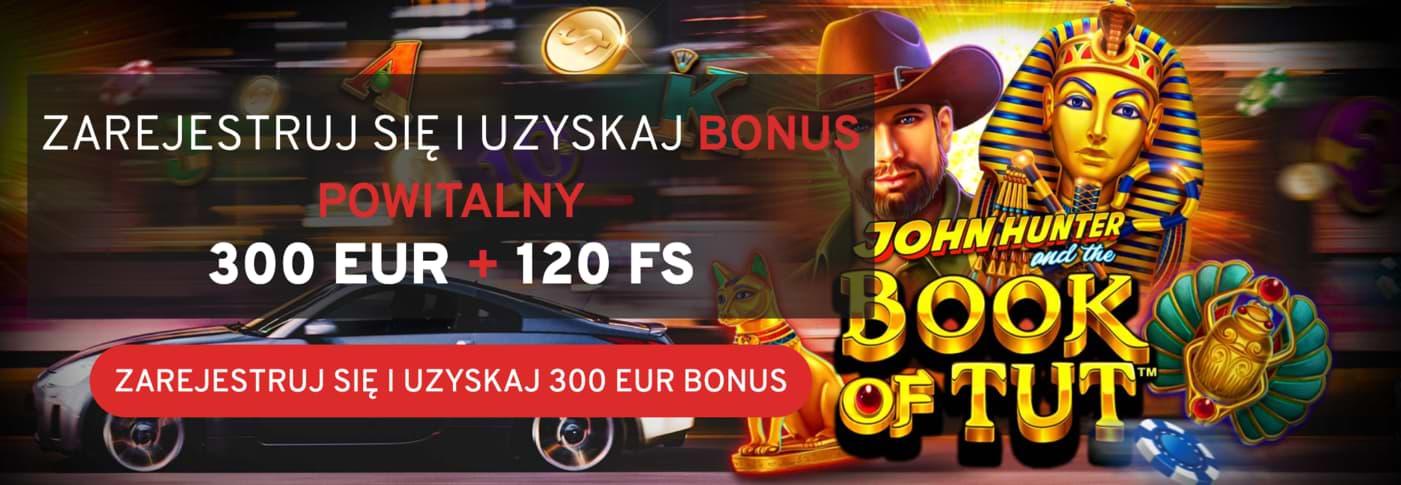 Bonus powitalny w kasynie N1