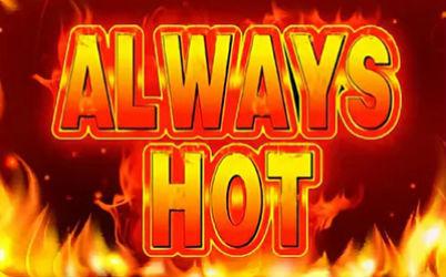 Always hot logo