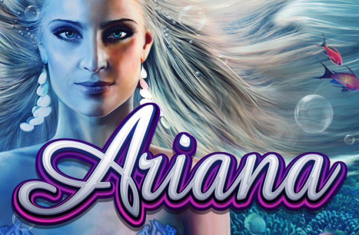 Ariana slot logo