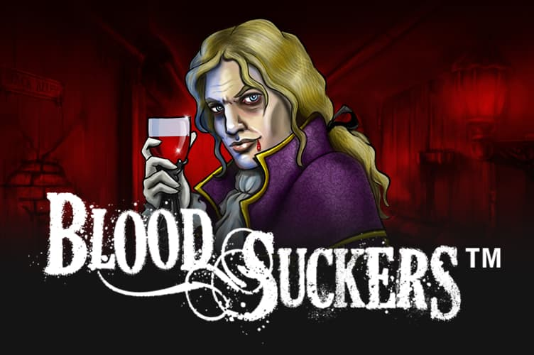 Blood suckers automat logo