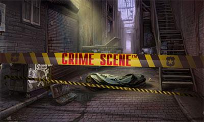 Crime scene automat logo
