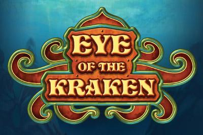 Eye of the kraken automat logo