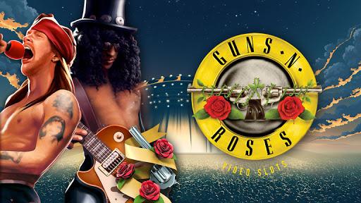 Guns n roses automat logo