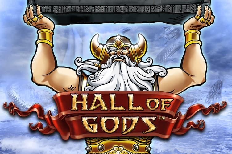 Hall of gods automat logo