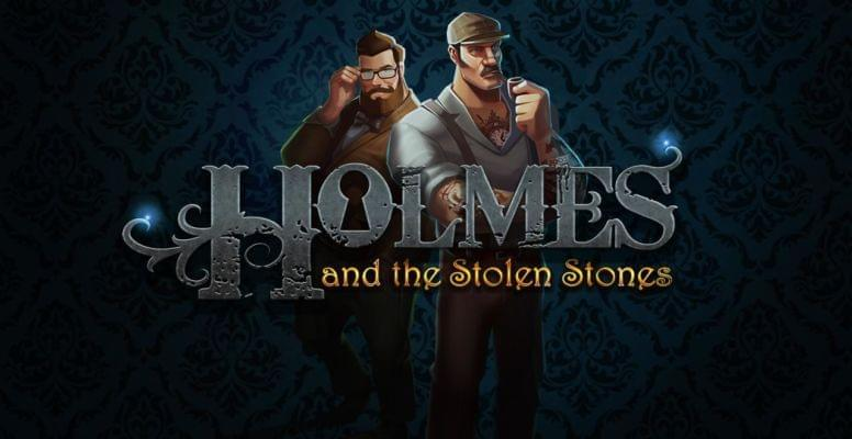 Holmes and the stolen stones automat logo