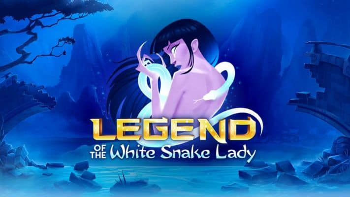 Legend of the white snake lady automat logo