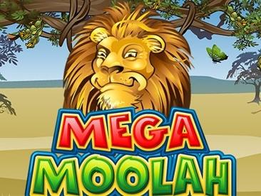 Mega moolah automat logo