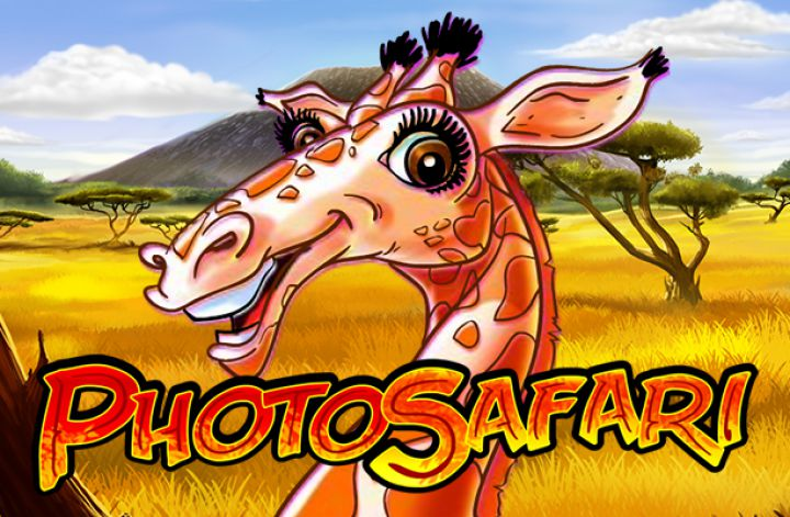 Photo safari automat logo