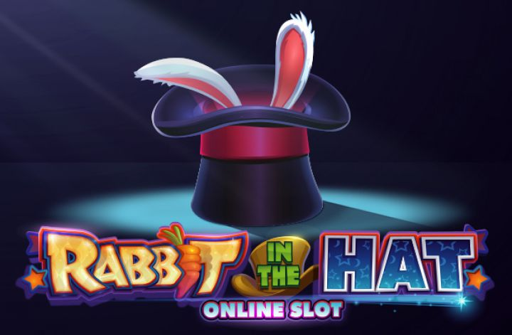 Rabbit in the hat automat logo