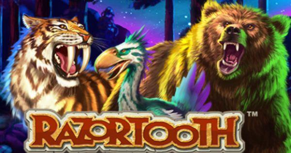 Razortooth automat logo