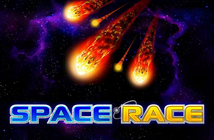 Space race automat logo