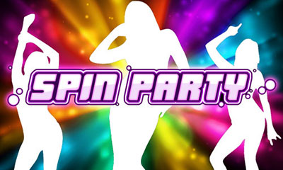 Spin party automat logo
