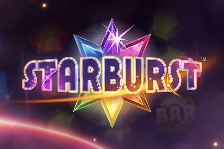 Starburst automat logo