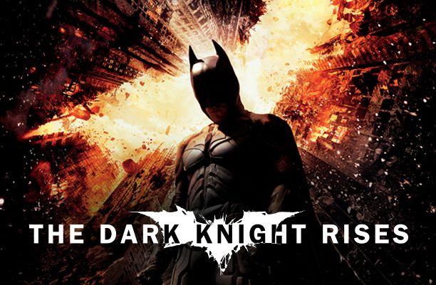 The dark knight rises automat logo