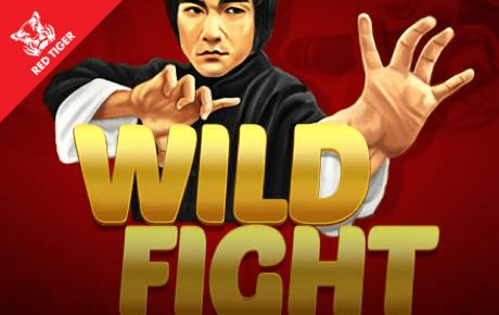 Wild fight automat logo